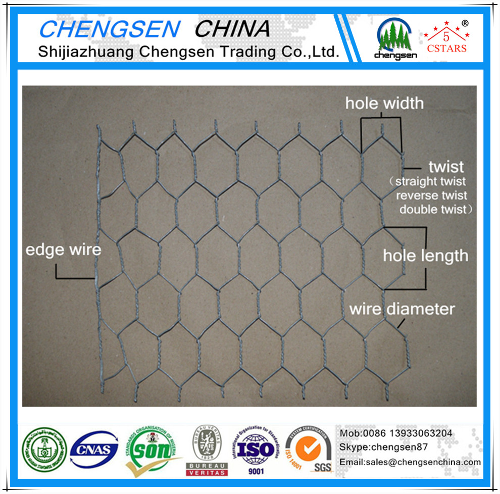 Hexagonal Wire Mesh (35)