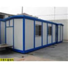 Tragbares modulares Haus