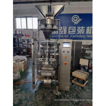 Automatic pouch packaging machine for rice