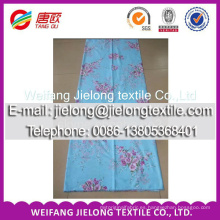 2014 última moda tela de algodón para sábana