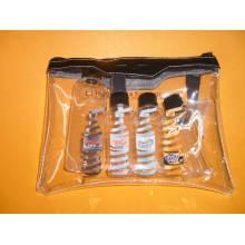 Sistema de la botella del recorrido 4PCS, botella del casquillo del tornillo / rociador fino de la niebla