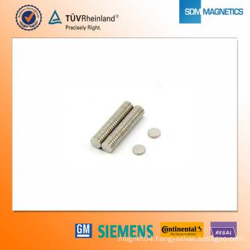 D5*1mm N42 Neodymium Magnet