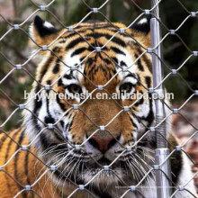 Preço para venda Macaco tigre de malha de malha Animal zoo malha de malha cabo ferrolho rede de malha