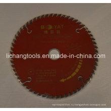 Круглый пильный диск Tct для пластика и алюминия