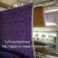 Одеяла Компьютеризированная цепная стежка Многоигольная стегальная машина