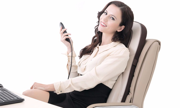 Automobile Body Care Massage Cushion