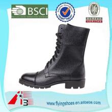 Ação couro botas de exército