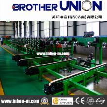 Road Guard Forming Machine für den Straßenbau Roll Forming