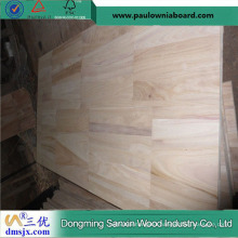 Paulownia Finger Joint Panel for Furniture