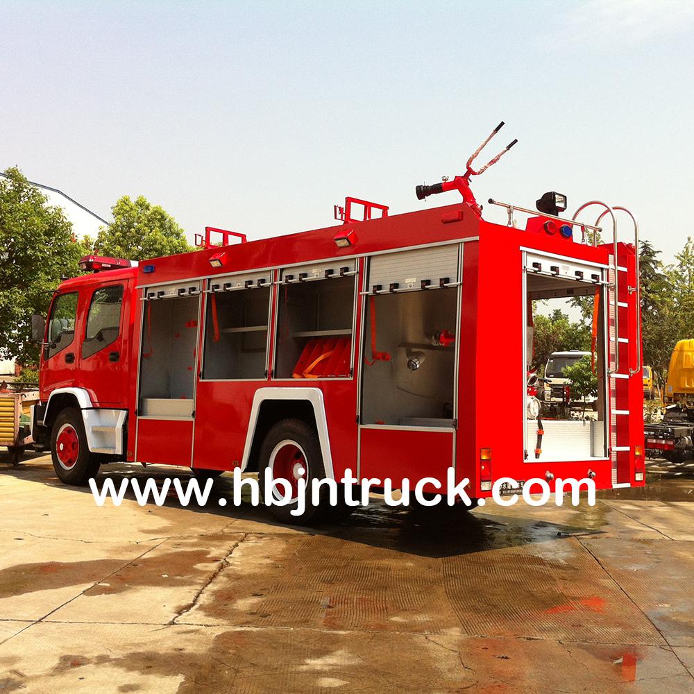 Isuzu Fire Truck Manufacturer