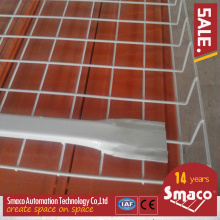 OEM Galvanized Welded Steel Mesh Wire Deck For Push Back Pallet Racking
