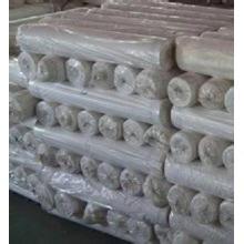 White recycled Stitch Bonded Fabrics