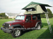 4WD large canvas tent / canvas waterproof tent / canvas car canopies