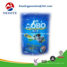 Sacola de embalagem de alimentos para animais de estimação de alta qualidade biodegradável