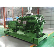 Water Cooled Siemens Alternator Lvhuan 400kw Shale Gas Generator