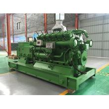 Охлаженный водой Альтернатор Сименс Lvhuan газовый генератор 400kw сланцев