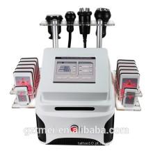 Portátil rf BIO pele endurecimento cavitação emagrecimento máquina
