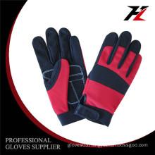 Long serve life mechanic durable mechanical gloves