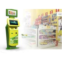 Anti-vandalism, Waterproof and Dustproof Bill Payment Kiosk