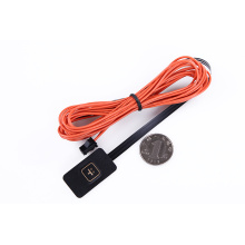Accessories for GPS Tracker Including Sos Cable/Relay/Microphone (Optional)
