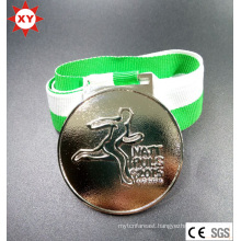 Custom Sport Metal Medal with Ribboon