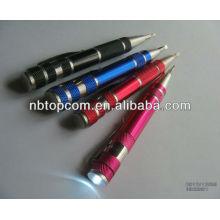 LED-Aluminium-Legierung Stift Licht & Taschenlampe & Taschenlampe Multi-Tool LED-Taschenlampe