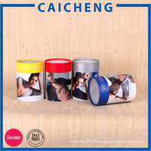 Hot Selling Promotional Gift Round Paper Tube Packaging Cylinder box