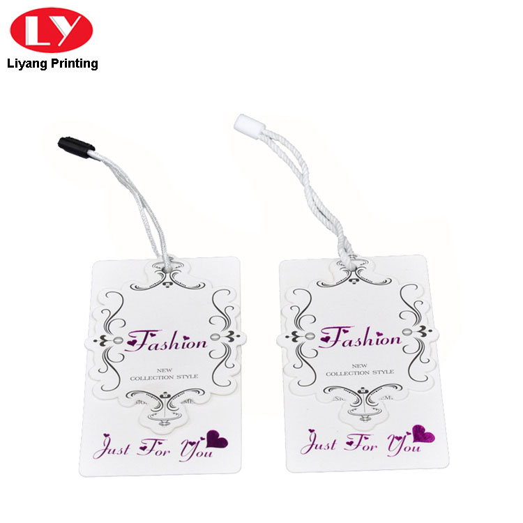 Clothes Paper Tags