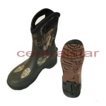 Fashion MID-Calf Camo Rubber Boots (RB004)