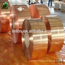 High quality GB DIN EN ISO UNS JIS standard UNS C11000 Copper strips