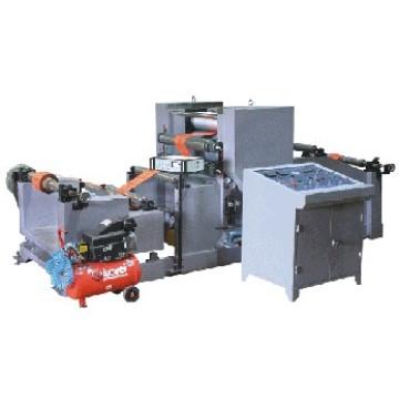 Roller paper embossing Machine