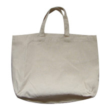 Высокое качество Экологичный органический хлопок сумка (HBG-004)