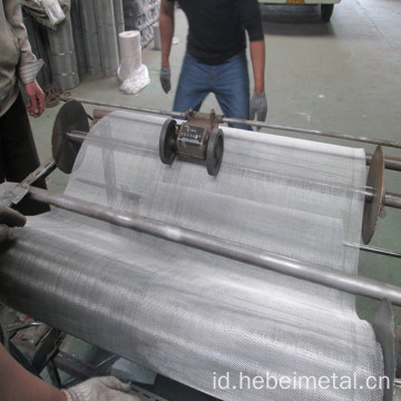 2018 Kain wire mesh stainless steel baru