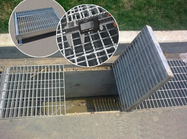 Trench Drain Grating Covers