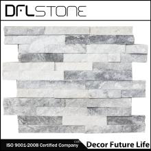 Quarzite Interior Decoration Chapa de piedra natural