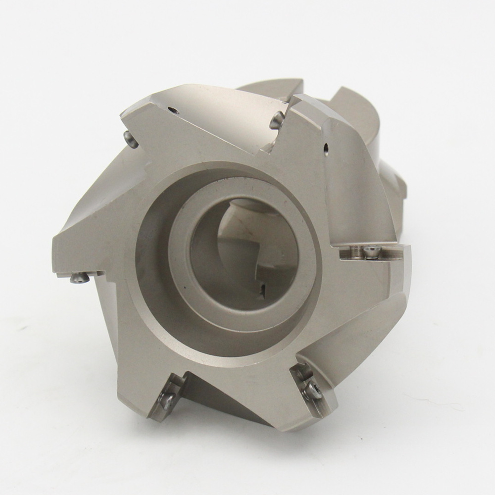 right angle RAP face milling cutter