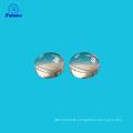 Optical meniscus (convex concave) lens 3mm diameter AR coated