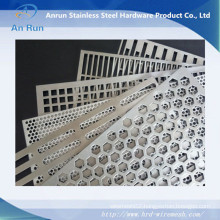 Perforated Metal with Special Types