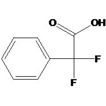 Alpha, Alpha-Difluorphenylessigsäure CAS-Nr .: 360-03-2