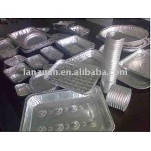 Folie-Behälter für Lebensmittel