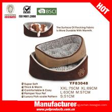 Indoor Hund Haus Bett, Haustier Produkt (YF83048)