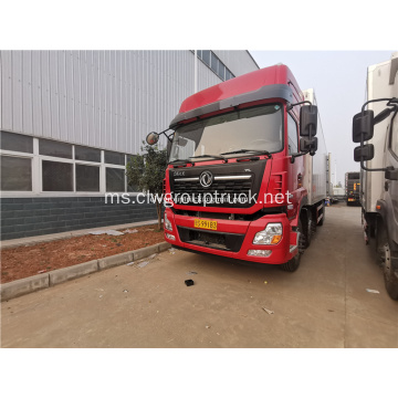 Pengangkutan Dingin Refrigerated Cold Room Reefer Van Truck