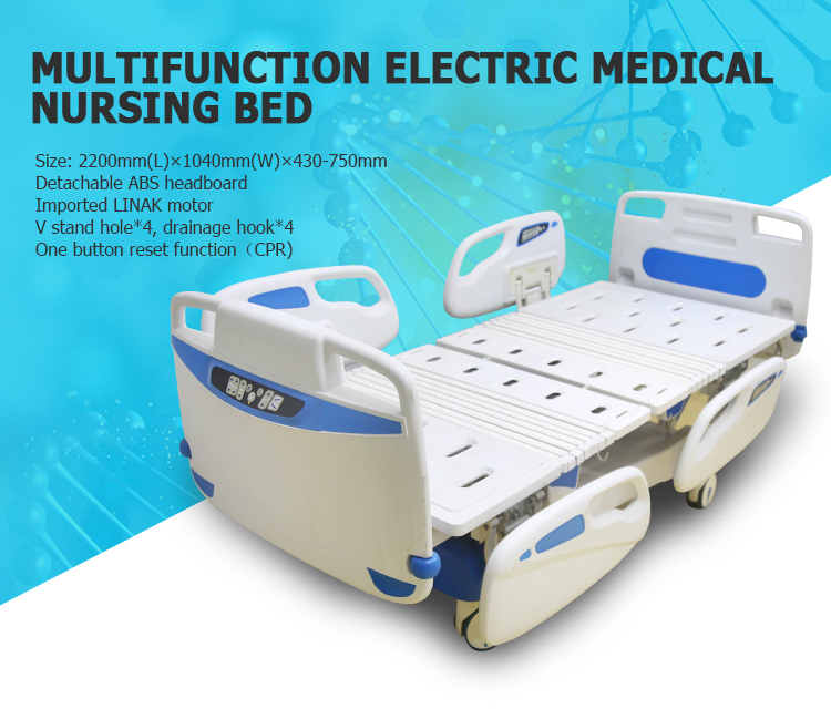 5function Hospital Bed