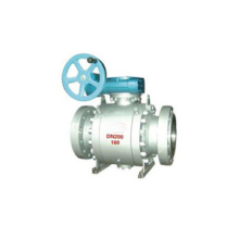API Forged Steel Trunnion Ball Valve