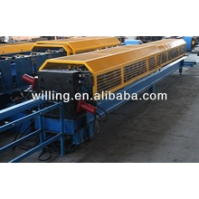 steel downpipes roll forming machine with high skill