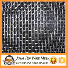 high quality low price crimped wire mesh