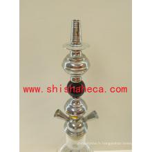 Shinning Top Qualité Nargile Fumer Pipe Shisha Narguilé