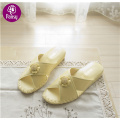 Pansy Antibacterial Hand Made Indoor Slippers For Ladies