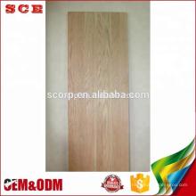Dedo de madera de roble junta pegada panel