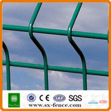 galvanisierter Zaun